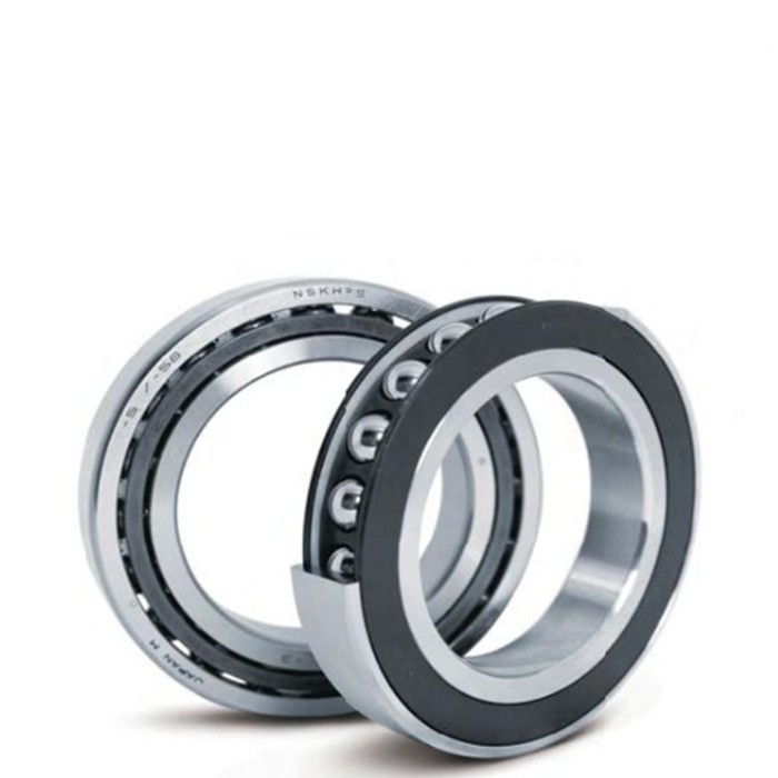 27 mm x 63 mm x 23 mm  NSK BDZ27-1AUR angular contact ball bearings