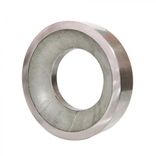 45 mm x 85 mm x 19 mm  ISO 7209 C angular contact ball bearings #1 image